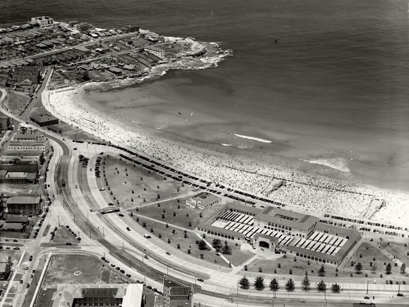 bondi-surf-sheds-sydney-australia-historical-photo