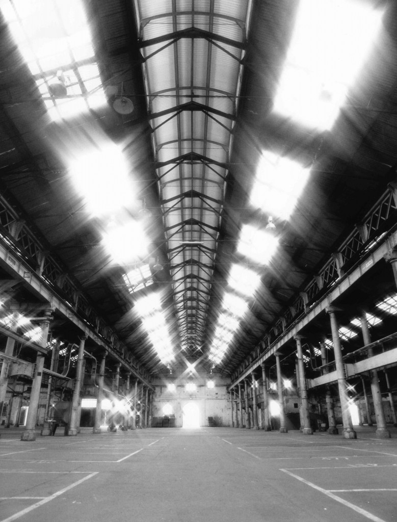 Eveleigh Locomotive Workshop 1990