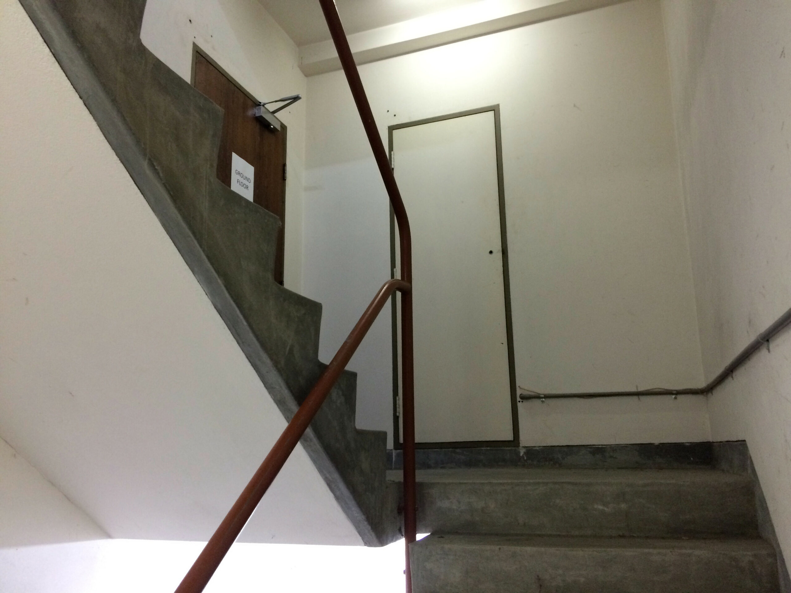 HH Fire Stairs