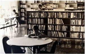 erior of Padstow Library 1970 [Bankstown City Library Collection]
