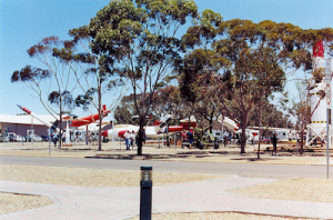 Woomera, Missile Park Southern Section