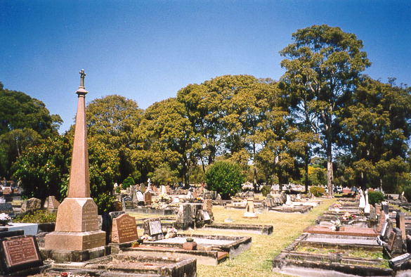 Frenchs Forest Cemetery [Image Beth Robertson]