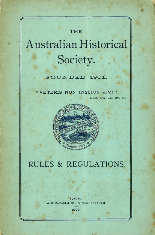rules-regulations-1906