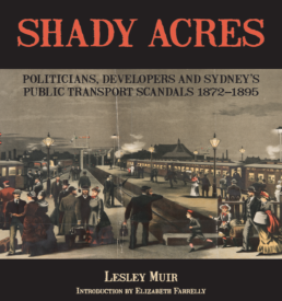 Pre Order 'Shady Acres' by Lesley Muir