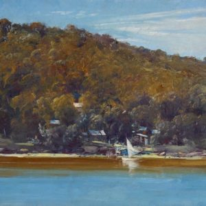 Tom Roberts, 'The camp, Sirius Cove', 1899 [Image courtesy of the Art Gallery of NSW]
