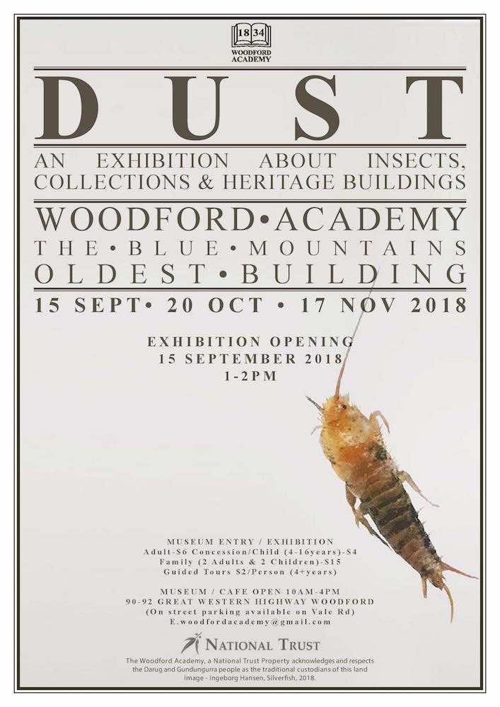 Woodford Academy Exhibition: Dust