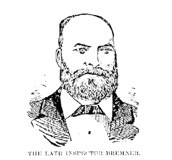 Inspector Bremner, Daily Telegraph, 3 January 1901, p.4.