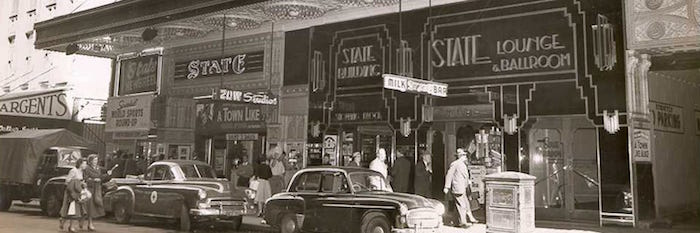 [Image courtesy of the State Theatre]