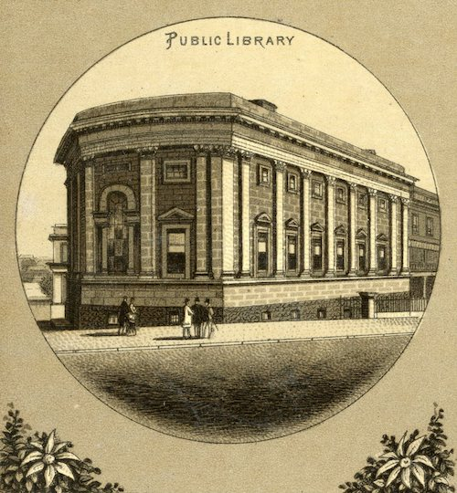 Public Library print from an Album of Sydney, circa 1906 [RAHS Photograph Collection]