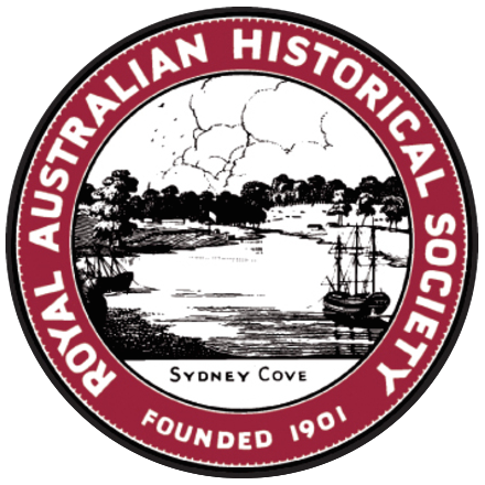 ROYAL AUSTRALIAN HISTORICAL SOCIETY - Knowing our history